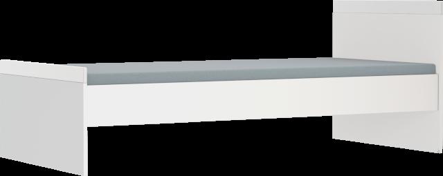 Alda Jégfehér 200-as ifjúsági ágy