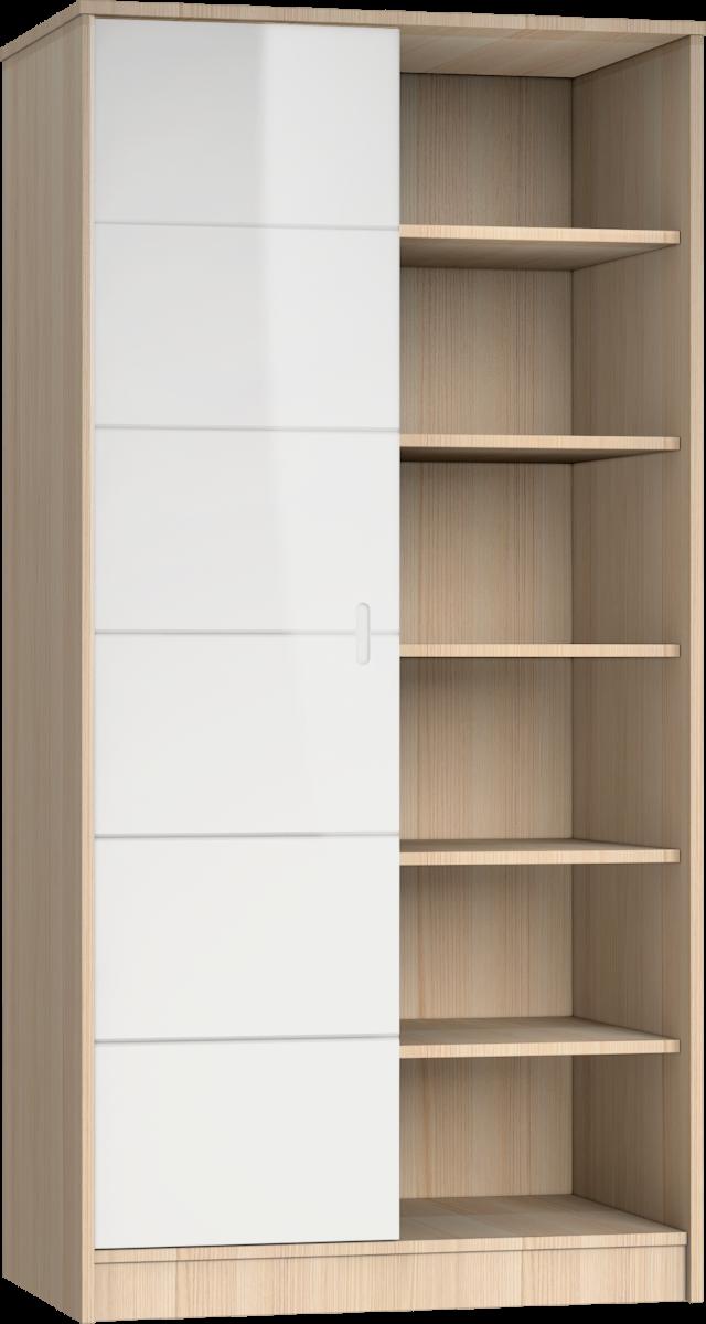 Alda Classic 2 osztású szekrény