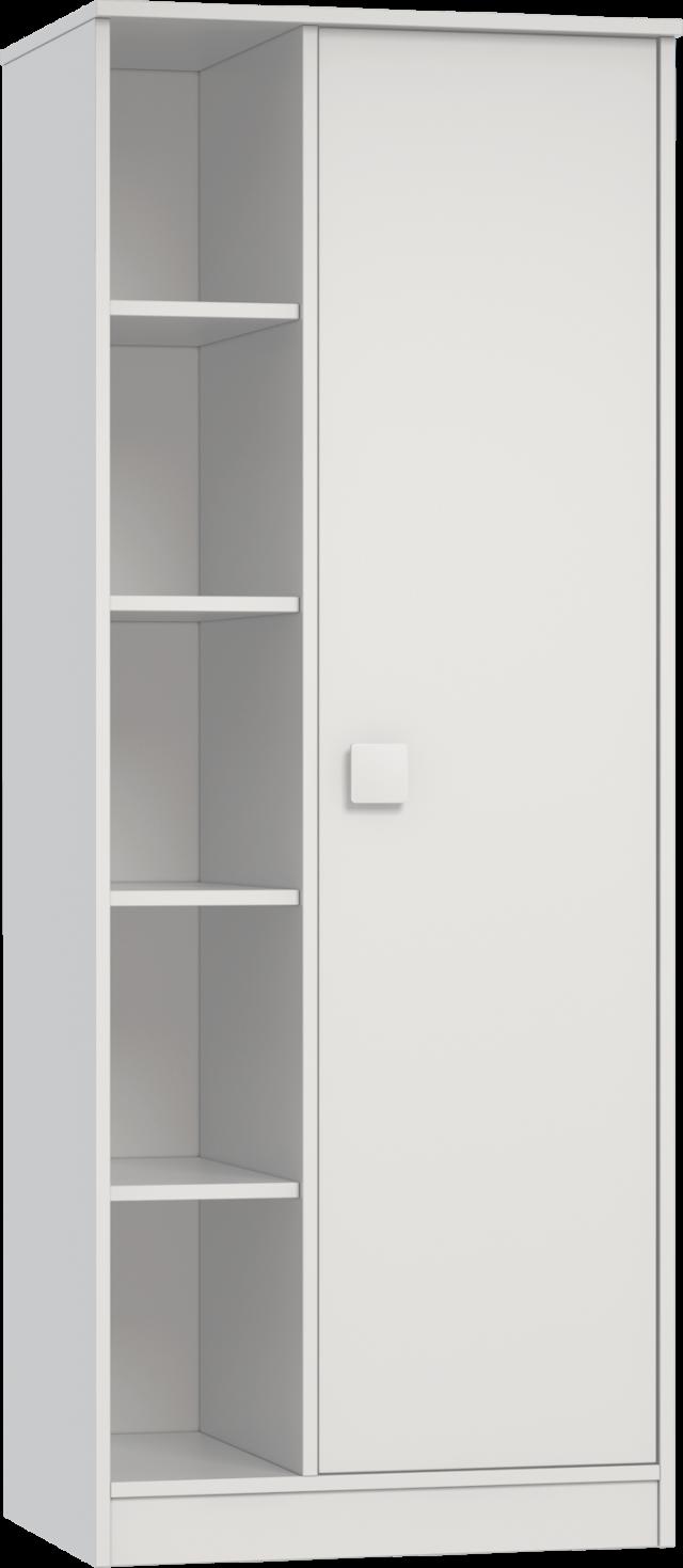 Eco Line 2 osztású szekrény