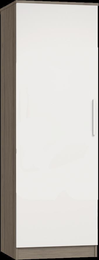 Poppi (Déli kőris) 1 ajtós állószekrény