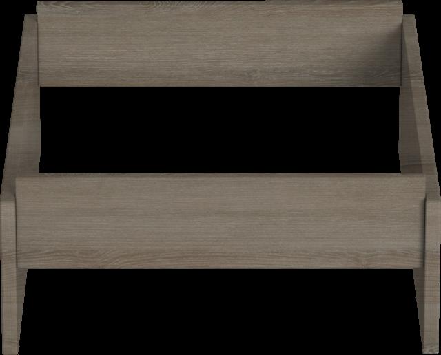 Poppi (Déli kőris) Kombi komód magasító